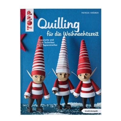 Книга техн.литература, Quilling fur die Weihnachtszeit