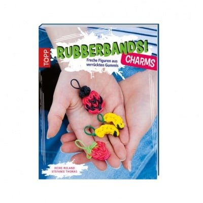 Книга техн.литература, Rubberbands! Charms