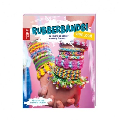 Книга техн.литература, Rubberbands! ohne Loom