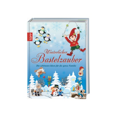 Книга техн.литература, Winterlicher Bastelzauber