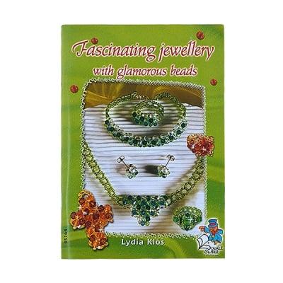 Книга за изработка на бижута, Fascinating jewellery, A 5, 32 стр.