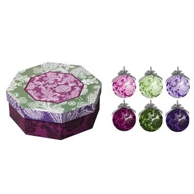 """Коледна украса """"Орнаменти"""""""