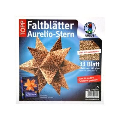 Комлект, Faltblatter Aurelio-Stern