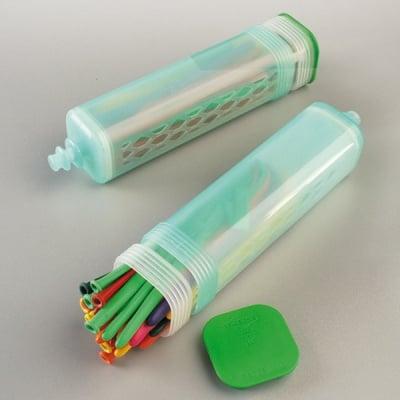 Комплект балони за моделиране + помпичка, 26 части