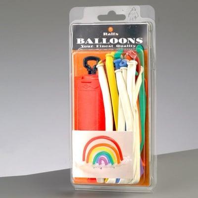 Комплект балони за направата на дъга, 19 части