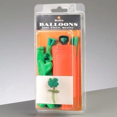 Комплект балони за направата на детелина, 16 части