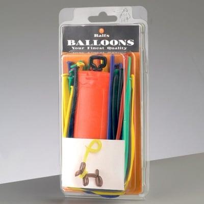 Комплект балони за направата на кученце, 21 части