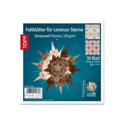 Комплект, Designwelt Florenz, 120 g/my, 30 Blatt