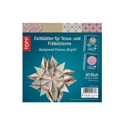 Комплект, Designwelt Florenz, 80 g/my, 60 Blatt