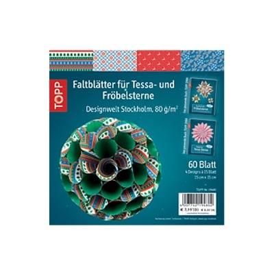 Комплект, Designwelt Stockholm, 80 g/my, 60 Blatt