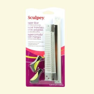 Комплект фигурни ножчета за глина Sculpey