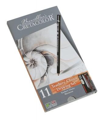 Комплект художествен CretaColor, TEACHER'S CHOICE