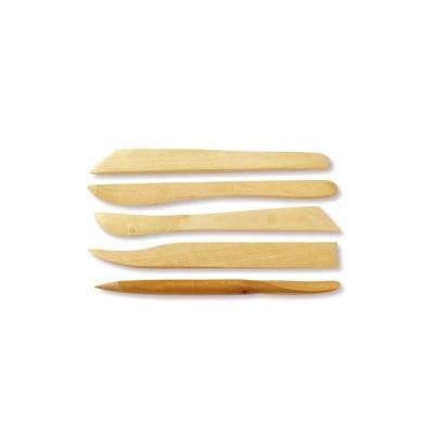 Комплект инструменти за моделиране, 15 cm, 5 части