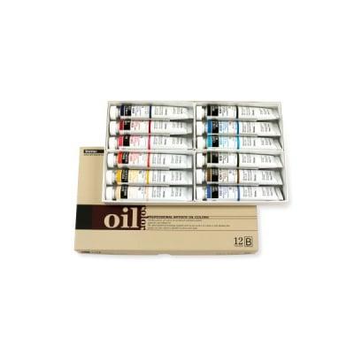 Комплект маслени бои ARTISTS' OIL, 50 ml, 12 цв., set [B]