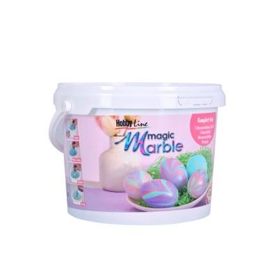 """Комплект  мрамориращи бои, Magic Marble, """"Оsterzauber"""""""