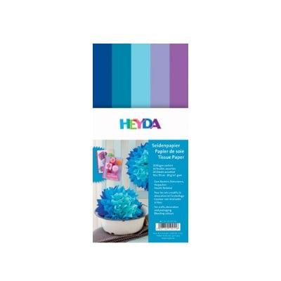 Комплект, PaperPompon Set blau