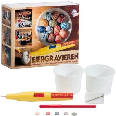Комплект за гравиране на яйца
