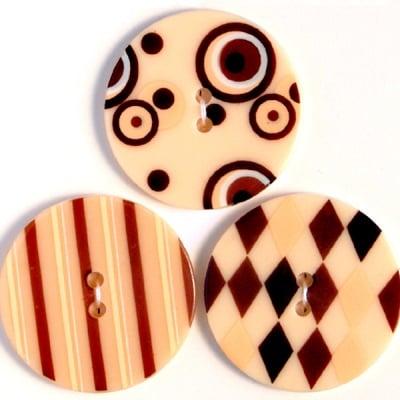 Копчета, сензация, прородни тонове, 35 mm, 3бр