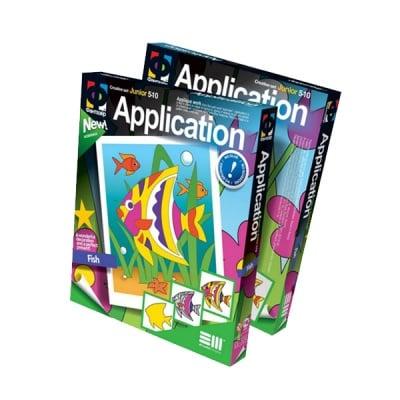 Креативен к-т Application «Fish»