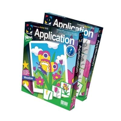 Креативен к-т Application «Meadow»