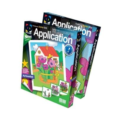 Креативен к-т Application «My flowerbed»