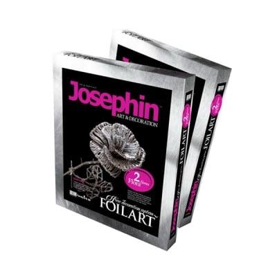 """Креативен к-т Foil arts """"Silver rose"""""""