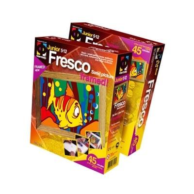 """Креативен к-т Fresco """"Little Fish"""""""
