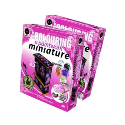 Креативен к-т Paintwork miniature «Cupboard»