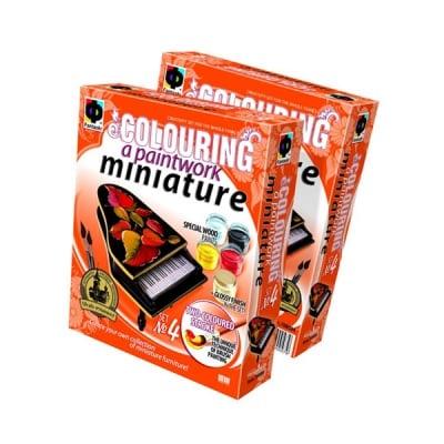 Креативен к-т Paintwork miniature «Piano with the