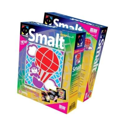 Креативен комплект за мозайка Smalt «On a ballon»