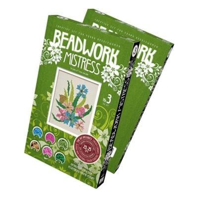 "Креативен комплект Beadwork mistresses  ""Cornflowers"""