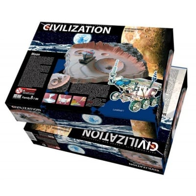 Креативен комплект Civilization «Moon»