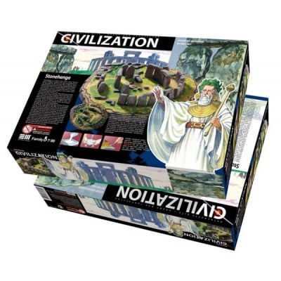 Креативен комплект Civilization «Stonehenge»