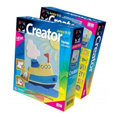 Креативен комплект Creator «Steamer»