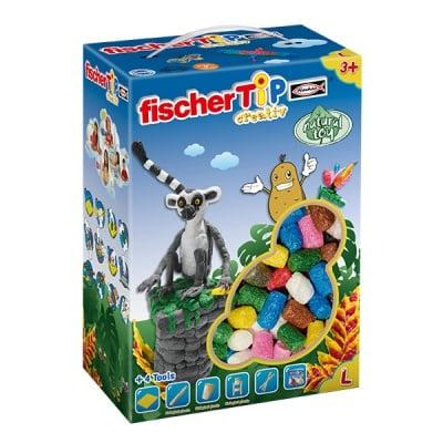 Креативен комплект за сглобяване Fischer TiP Box L - 19.1 x 11.6 x 26.8 см
