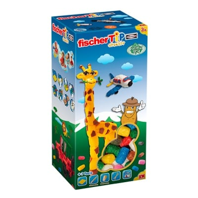 Креативен комплект Fischer TiP Box XM - 12.6 x 11.6 x 26.5 cm
