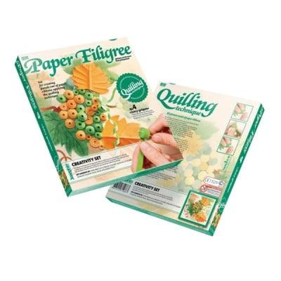 Креативен комплект Paper filigree  «Juicy grapes»