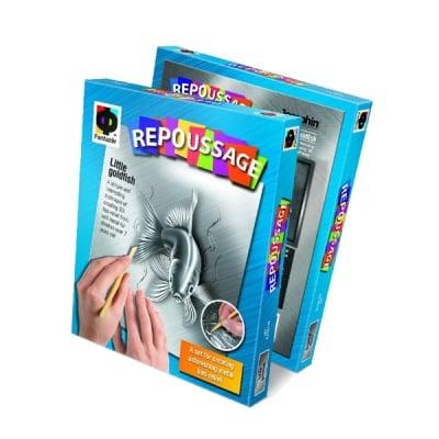 Креативен комплект Repoussage  «Little goldfish»