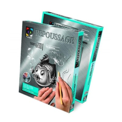 Креативен комплект Repoussage  «Sea glamour»