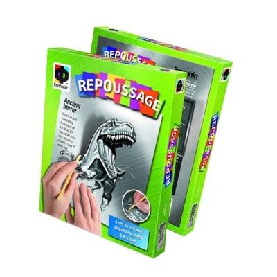 Креативен комплект Repoussage  «Terrifying Rex»