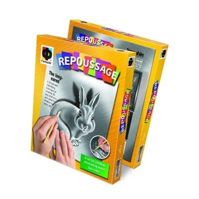 Креативен комплект Repoussage  «The long-eared»