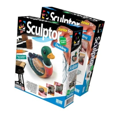 Креативен комплект Sculptor «Duckling»