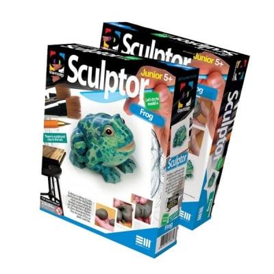 Креативен комплект Sculptor «Froggy»