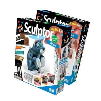 Креативен комплект Sculptor «Kitten»