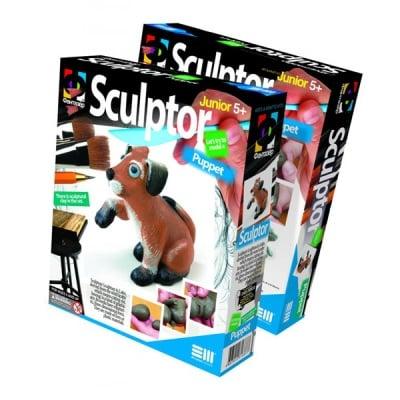 Креативен комплект Sculptor «Puppet»