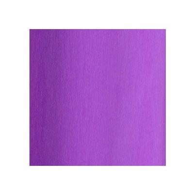 Креп-хартия, 35 g/m2, 50 x 250 cm, 1 ролка, бишопско лилава