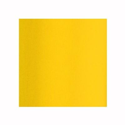 Креп-хартия, 35 g/m2, 50 x 250 cm, 1 ролка, лимонено жълта