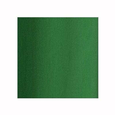 Креп-хартия, 35 g/m2, 50 x 250 cm, 1 ролка, мъхово зелена