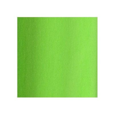 Креп-хартия, 35 g/m2, 50 x 250 cm, 1 ролка, майско зелена