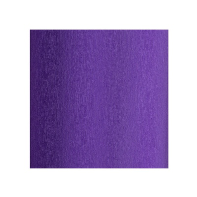 Креп-хартия, 35 g/m2, 50 x 250 cm, 1 ролка, виолетова
